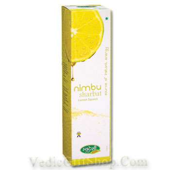 Nimbu Lemon Sharbat