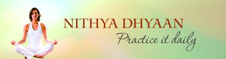 Nithya Dhyaan