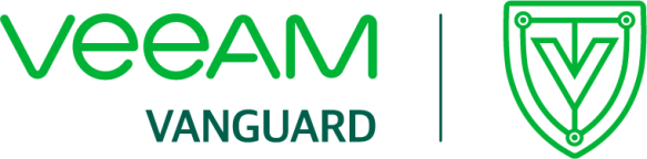 Veeam Vanguard Program
