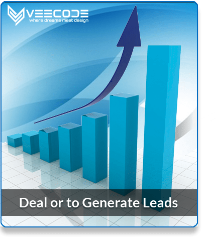 Veecode Deal or to Generate Leads
