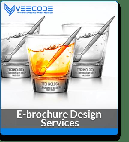 Veecode e-brochure-services