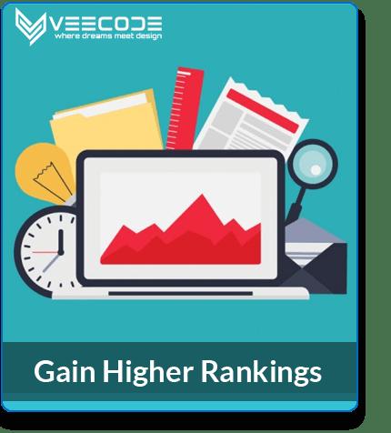 Veecode Gain Higher Rankings