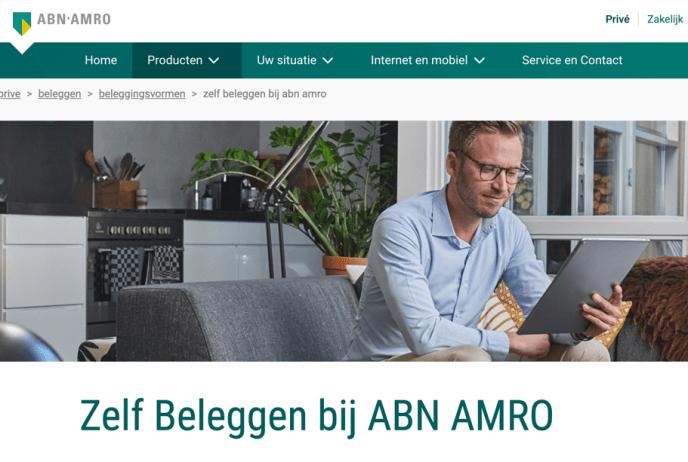 ABN AMRO Zelf Beleggen