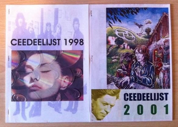 Ceedeelijsten - Edited