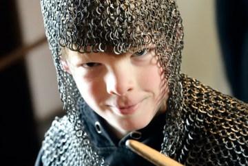 kinderfeestje vieren op muiderslot of pampus, leuk voor ridders, jonkvrouwen, piraten en soldaten