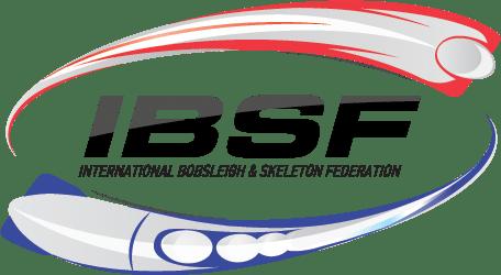 Logo International Bobsleigh & Skeleton Federation (IBSF)