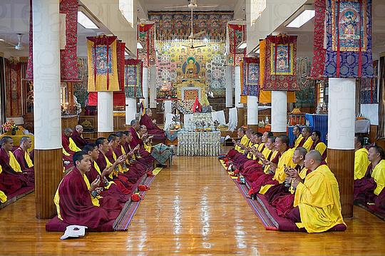 Tsuglagkhang Complex In Dharamsala Reviews Veethi Travel