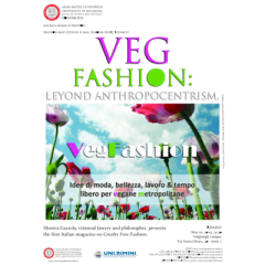 VegFashion all'Università della Moda di Rimini