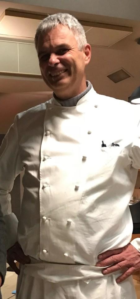 Pietro Leemann - chef del ristornate Joia Milano