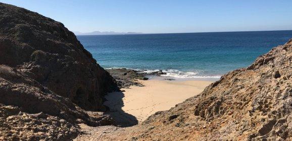 Una vegana a Lanzarote