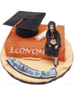 เค้ก3มิติ เค้กวันเกิด graduation