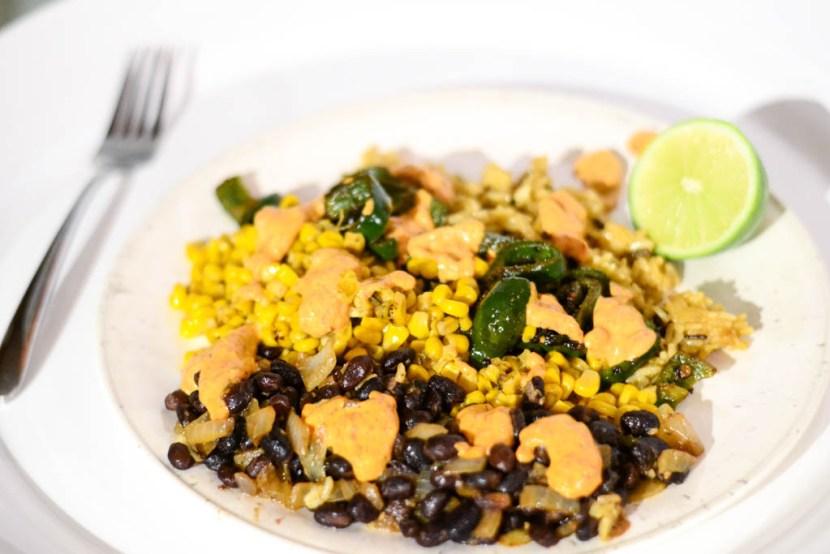 chipotle burrito bowl recipe image