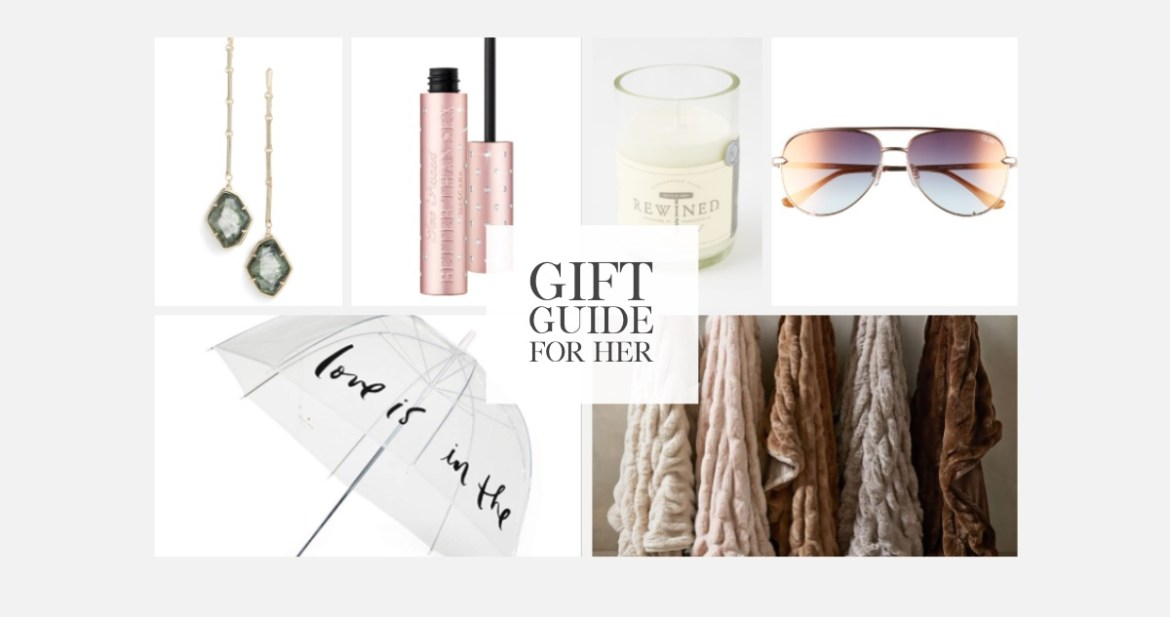 This is the Ultimate Gift Guide For Women. She will love the gifts on this list. Get the guide now and make shopping a breeze. #giftguide #giftguideforher #giftguidewomen #ultimategiftguide