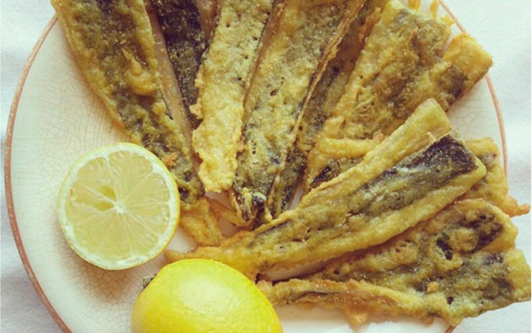 PENCAO, el pescado vegano hecho con acelgas