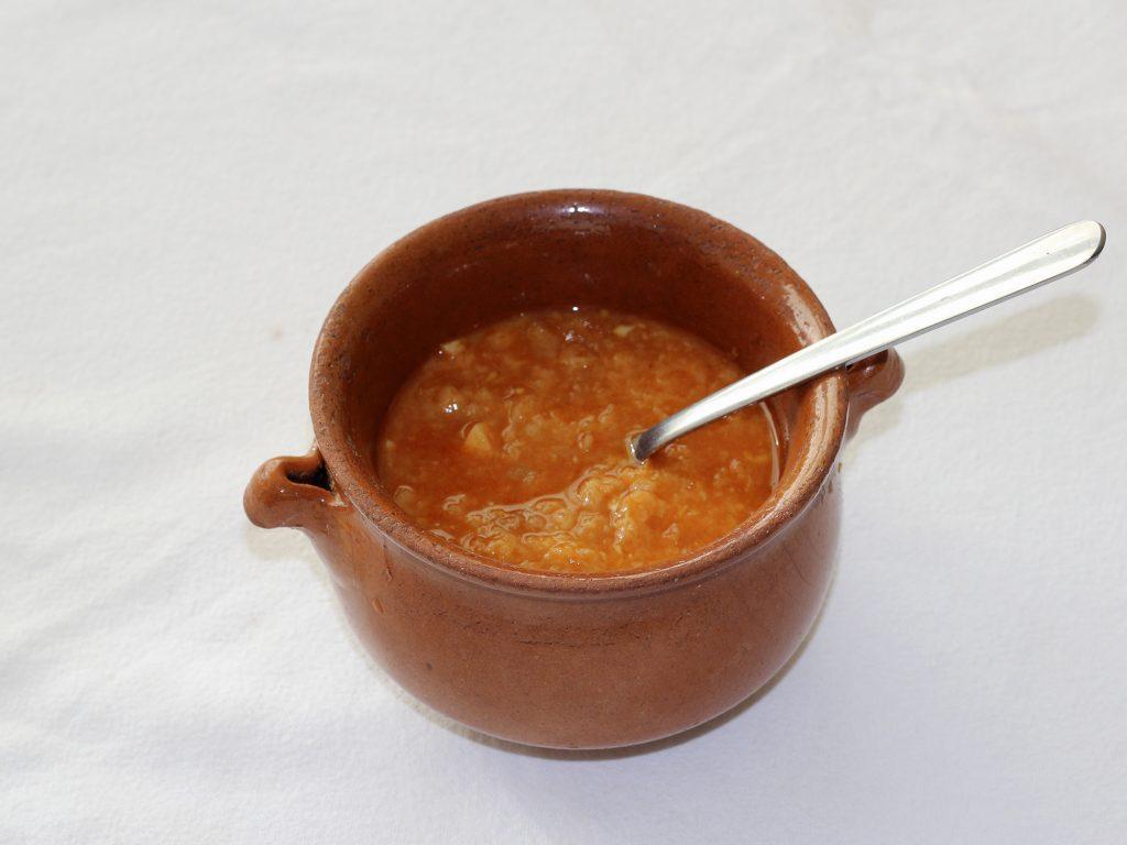 Sopa de Ajo