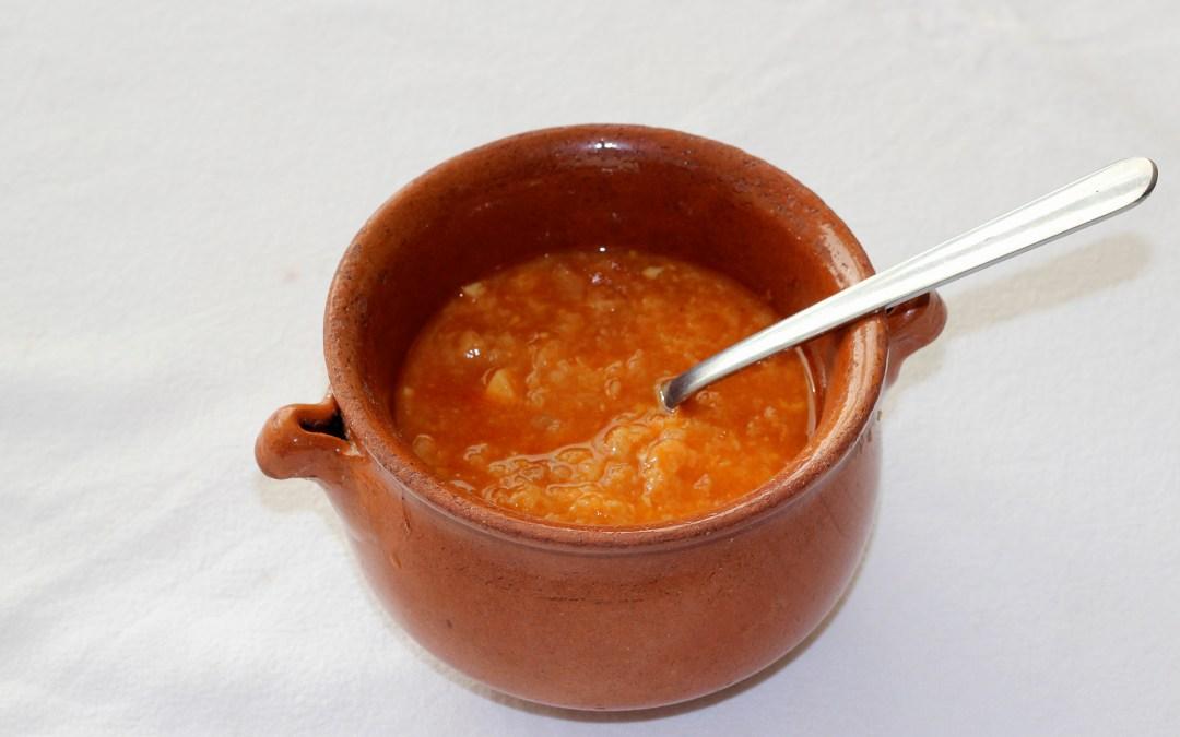 SOPA DE AJO, Aprende a Hacer Esta Reconfortante Sopa