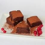 Brownie Vegano sin Horno