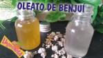 OLEATO DE BENJUÍ, receta casera y fácil