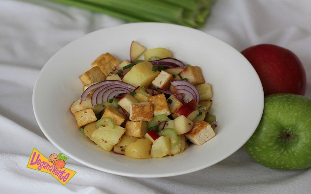 Ensalada de Patata Manzana y Apio