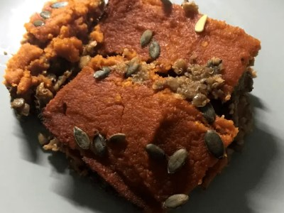 Lentil, Quinoa & Pumpkin Cottage Pie