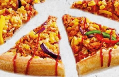 Pizza Hut's New Vegan Jack Pizza
