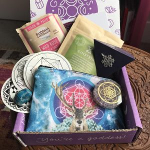 Goddess Provisions March 2019