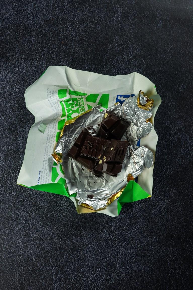 Chocolat 100% végétale au supermarché
