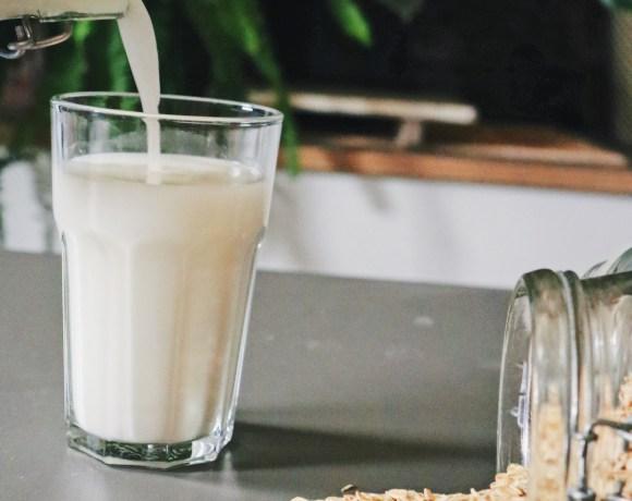 Recette boisson (lait) d'avoine