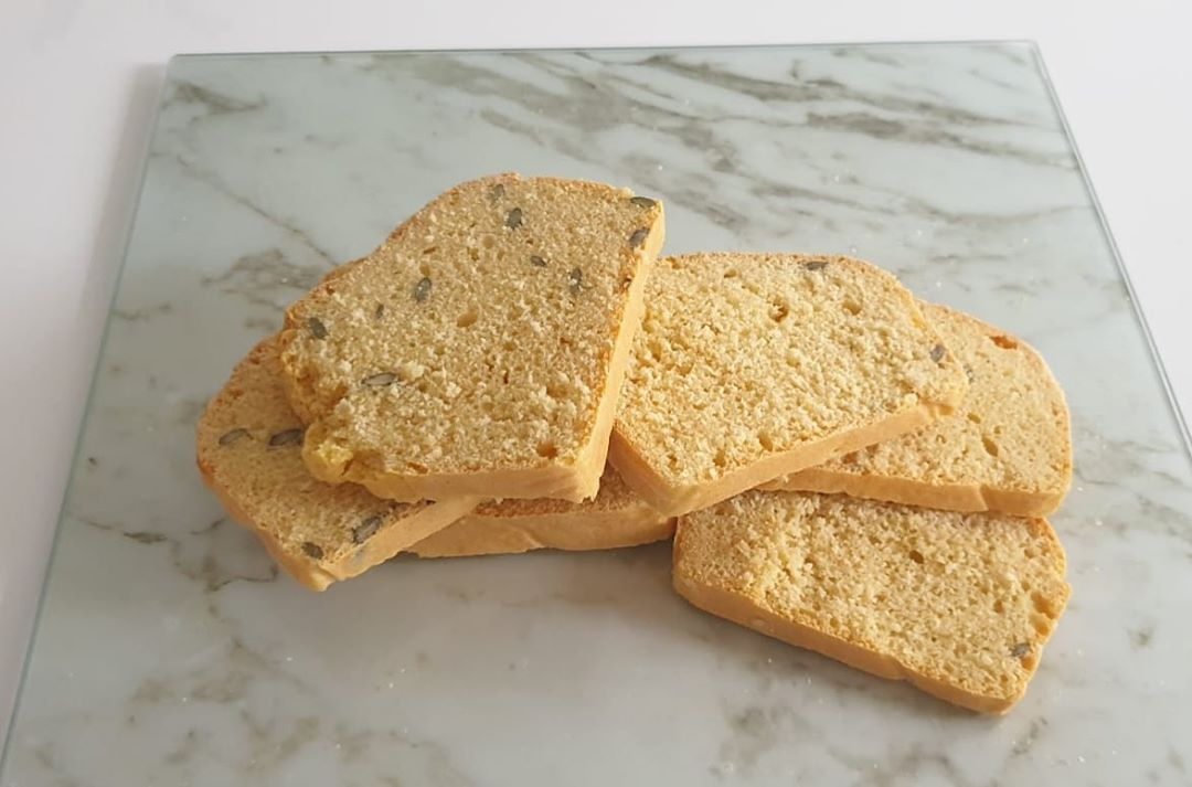 chickpea seeded bread display image  23e3f48f