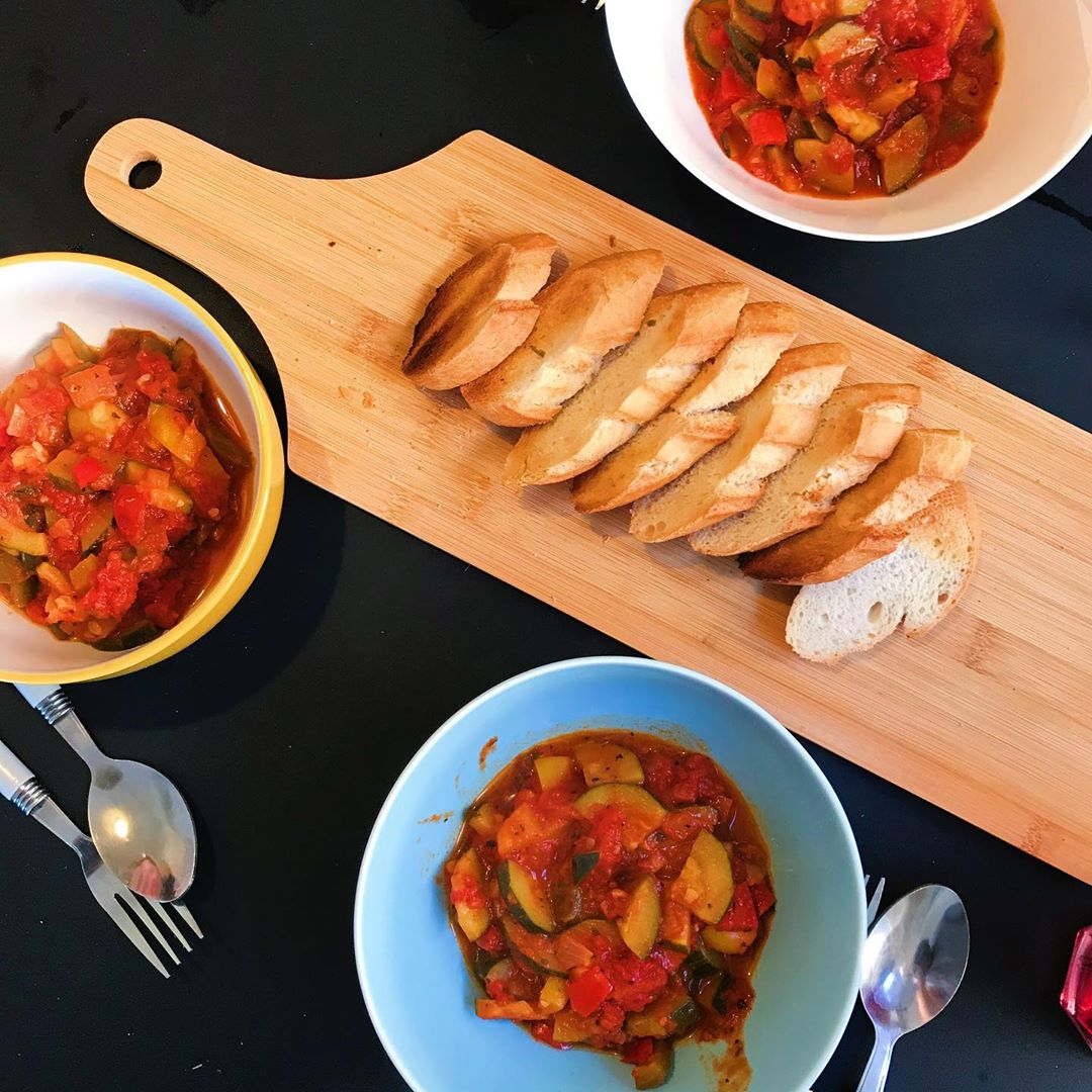 vegan courgette stew yesterday we did a come dine w display image  4c27b332