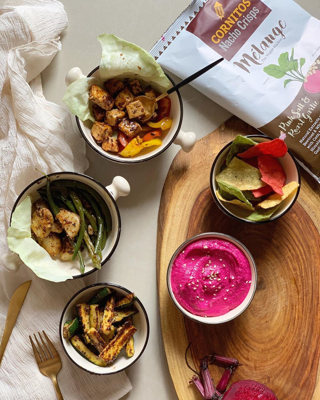 a whole vegan lunch menu for you display image  f0ad4e1f