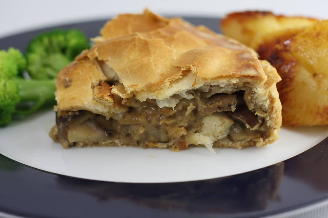 our delicious tofu and mushroom pieanother great rec display image  2d5a978c