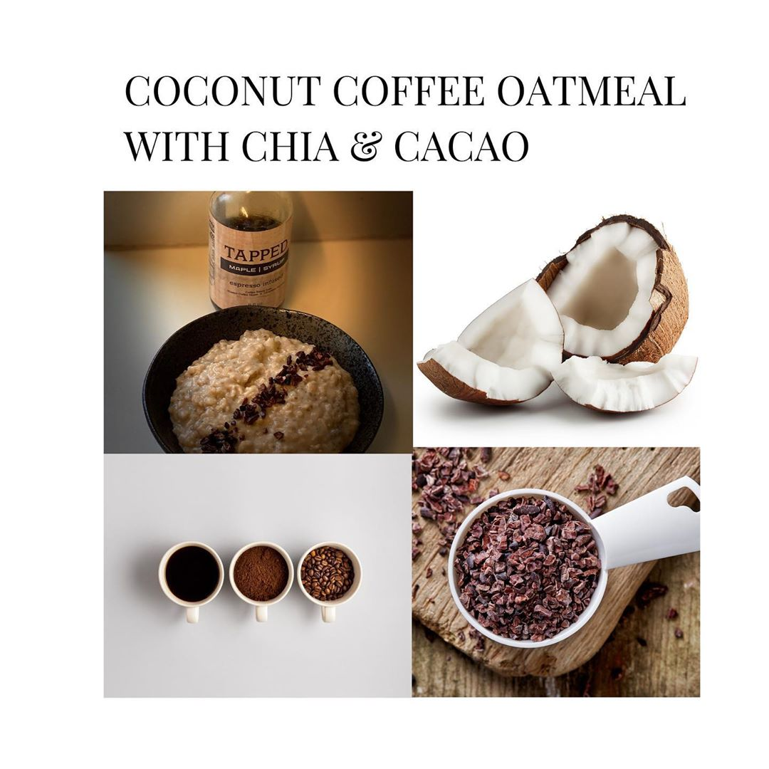 coconut coffee oatmeal with chia & cacao nibs multip img 0 870e6f4d