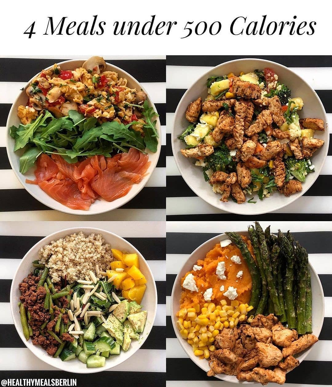 4 meals under 500 calories display image  2e65447f