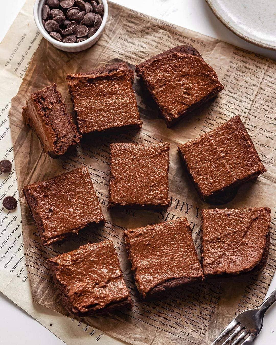 sugar free brownies  heres another shot of the brownies display image  9d4f5d27