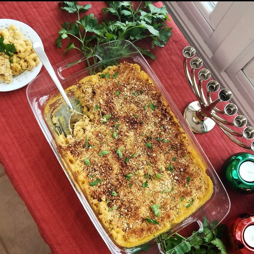 holiday man and cheese this hearty mac is great for the hol display image  5ef6f9db