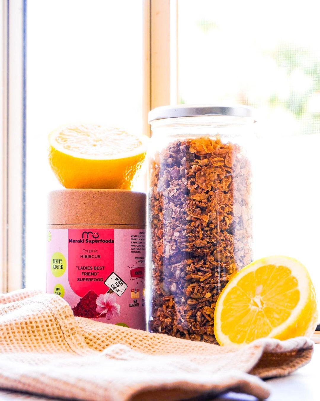 homemade granola is so underrated its a great addition t display image  802c6108