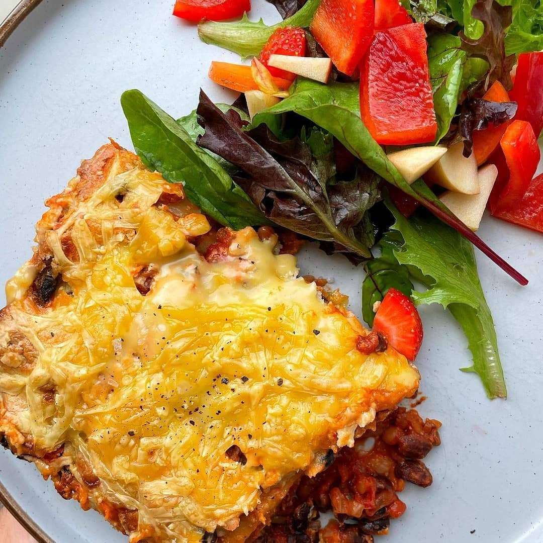 the best meat free lasagne who here loves lasagne just display image d