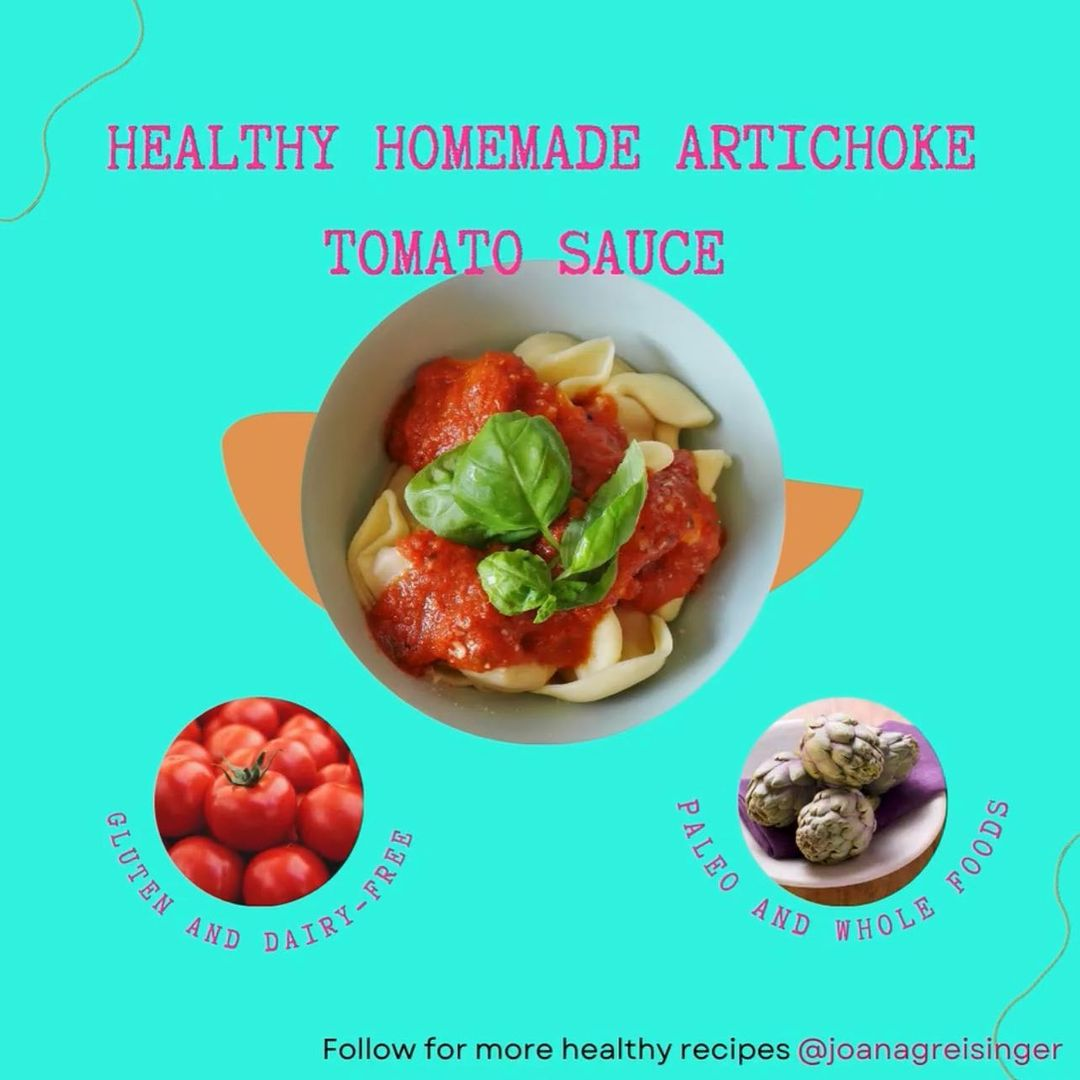 this healthy & delicious tomato sauce is paleo gluten free multip img aaef