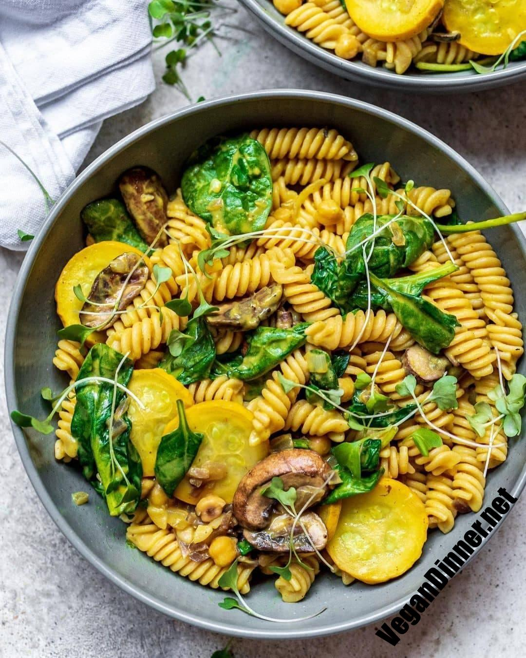 creamy yellow courgette fusilli by terianncarty display image cfba