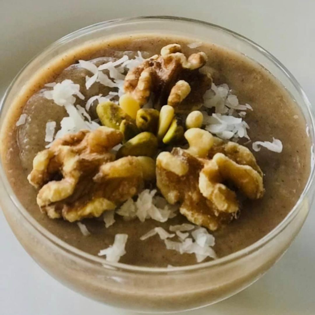 enjoy a delicious vegan rice pudding from one of our mak mem display image ebbfc
