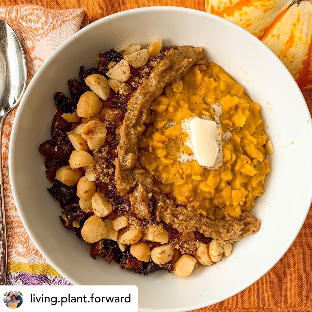 fill your bowl with fall flavors with this recipe by living display image bc