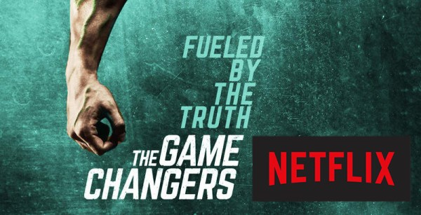 Vegan documentary The Game Changers is now available to watch on Netflix