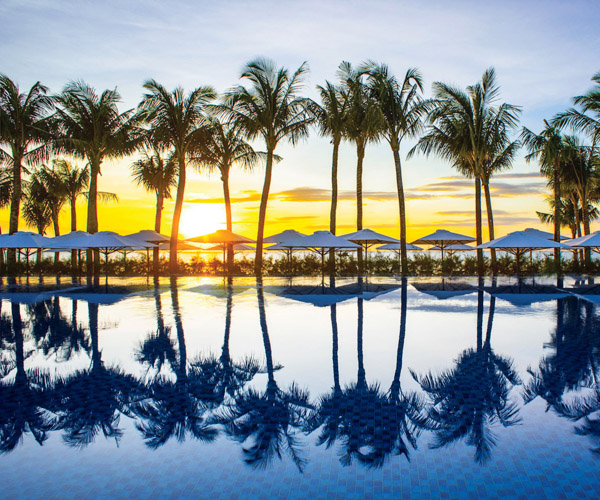 Salinda Resort Pool