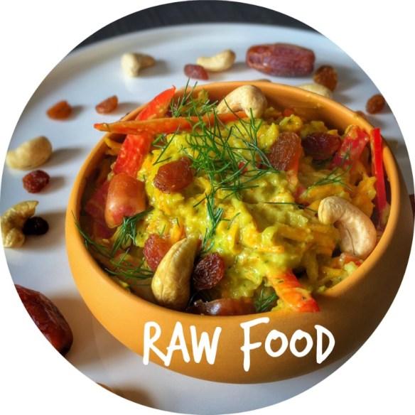 raw food vegan freestyle