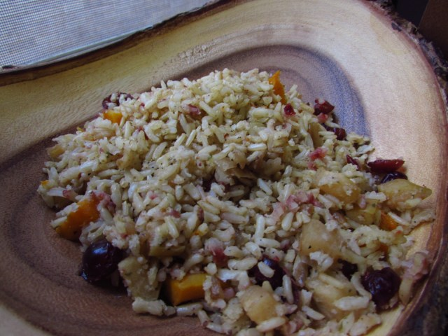Slow Cooker Rice - Vegan Heartbeats