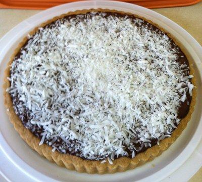 Easy-Breezy Chocolate Mousse Pie
