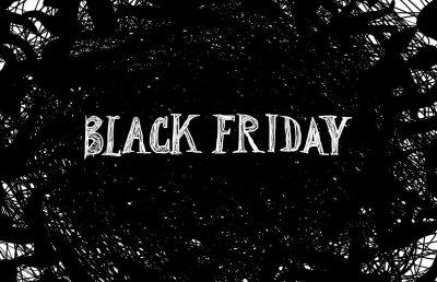 Vegan Black Friday