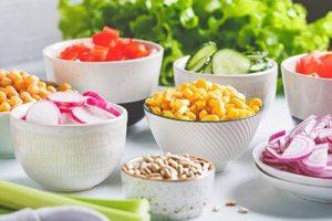 bulk vegetables