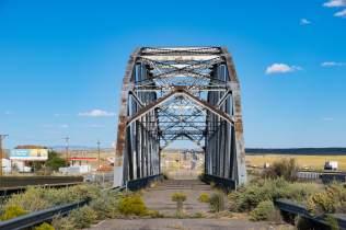 Route 66 Rio Puerto Truss Bridge